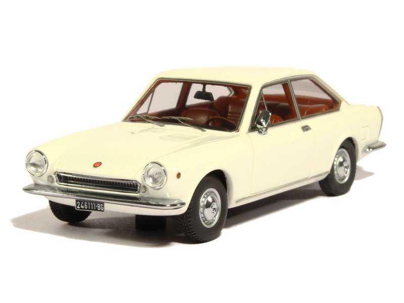 81941 Fiat 124 Sport Coupé 1967