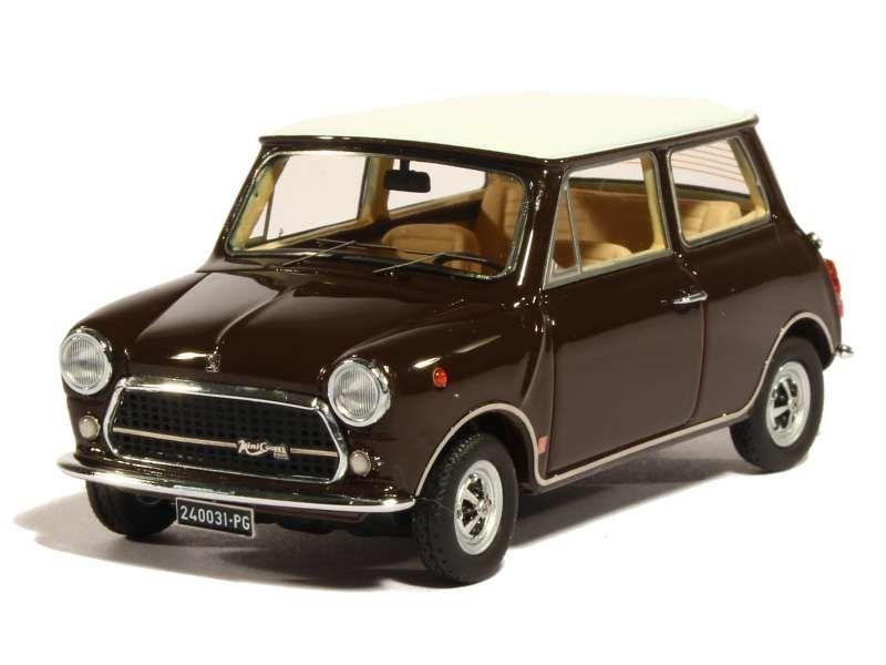 81942 Innocenti Mini Cooper 1300 Export 1973