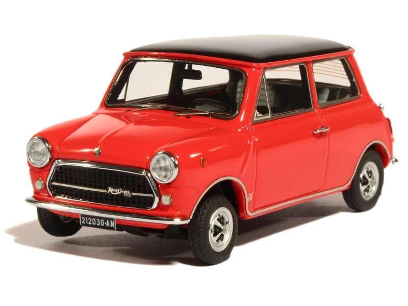 81943 Innocenti Mini Cooper 1300 Export 1973