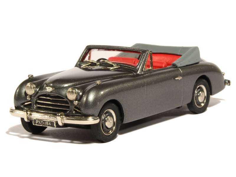 81958 Jensen Interceptor Cabriolet 1954
