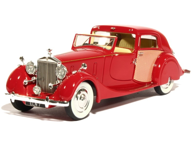 82013 Rolls-Royce Phantom III Sedanca Park Ward 1937