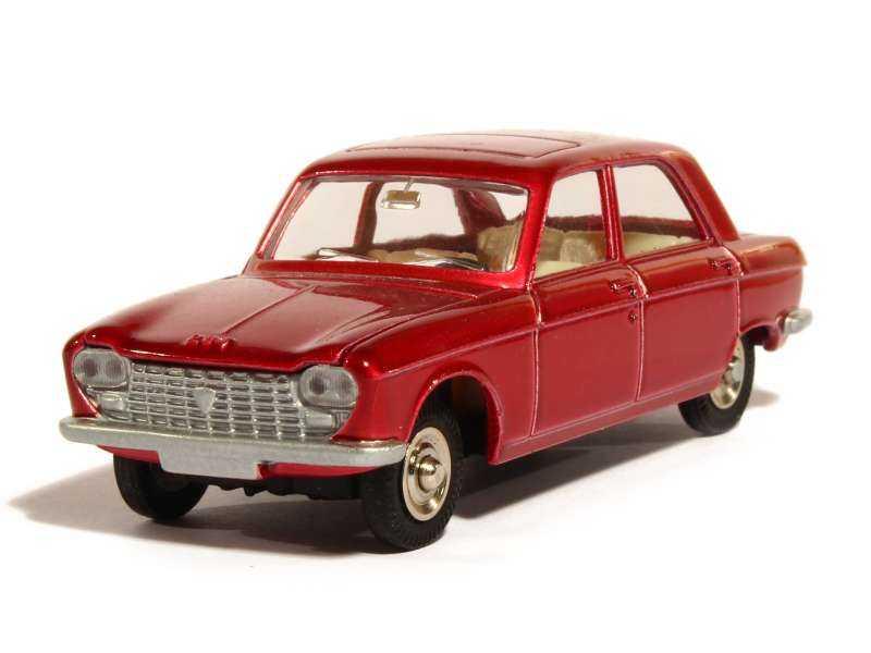 8207 Peugeot 204 1965