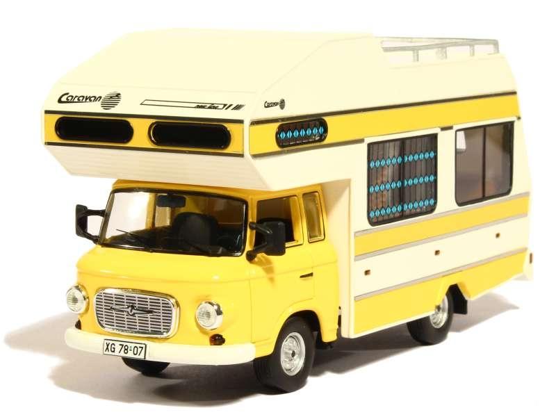 82095 Barkas B1000 Motorhome/ Camping Car 1973