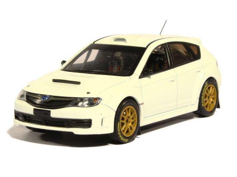 82099 Subaru Impreza WRX STi Rally Spec 2011