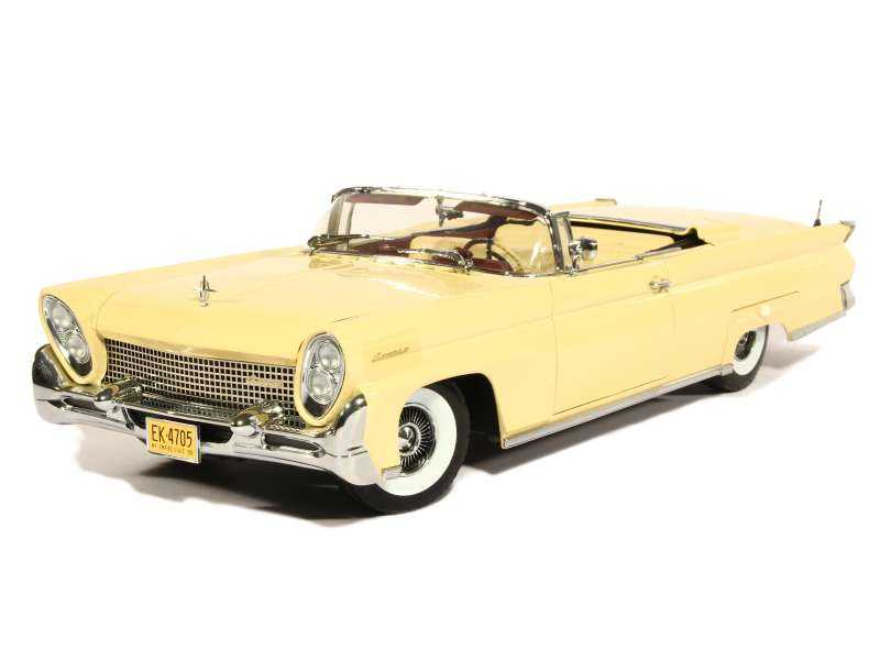 82204 Lincoln Continental MKIII Cabriolet 1958