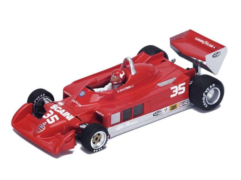 82286 Alfa Romeo 177 Belgium GP 1979