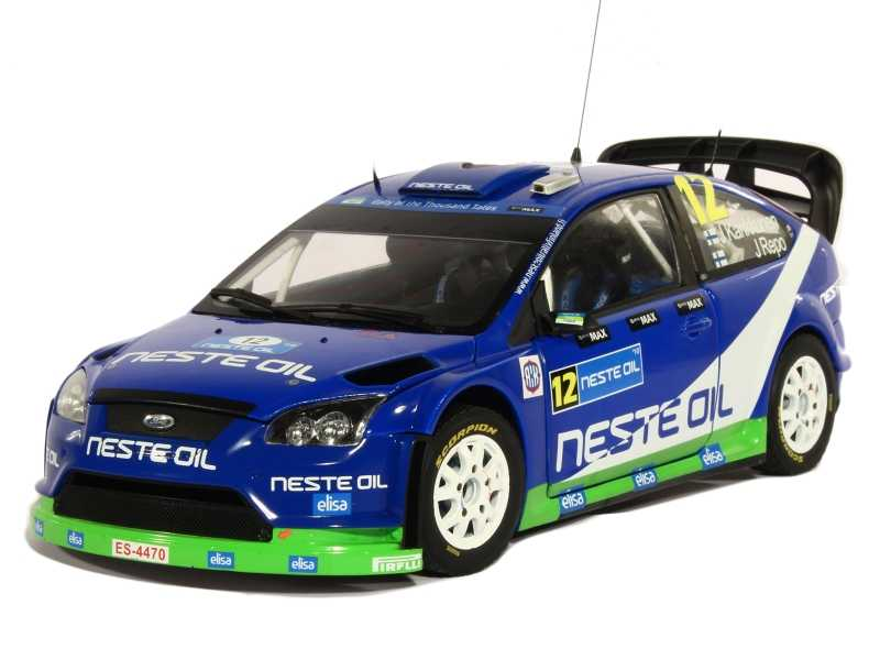 82937 Ford Focus RS WRC08 Finland 2010