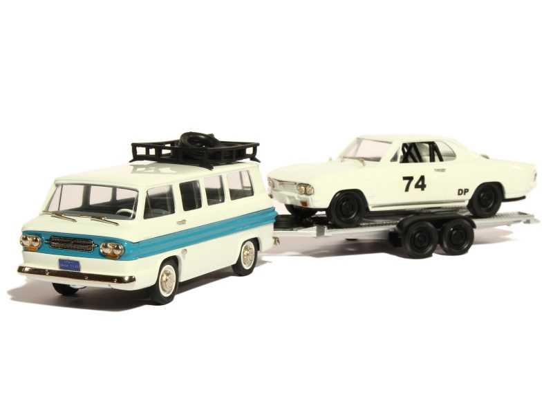 82984 Chevrolet Corvair Racing Set