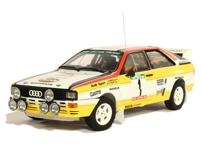 83193 Audi Quattro A2 Portugal Rally 1984