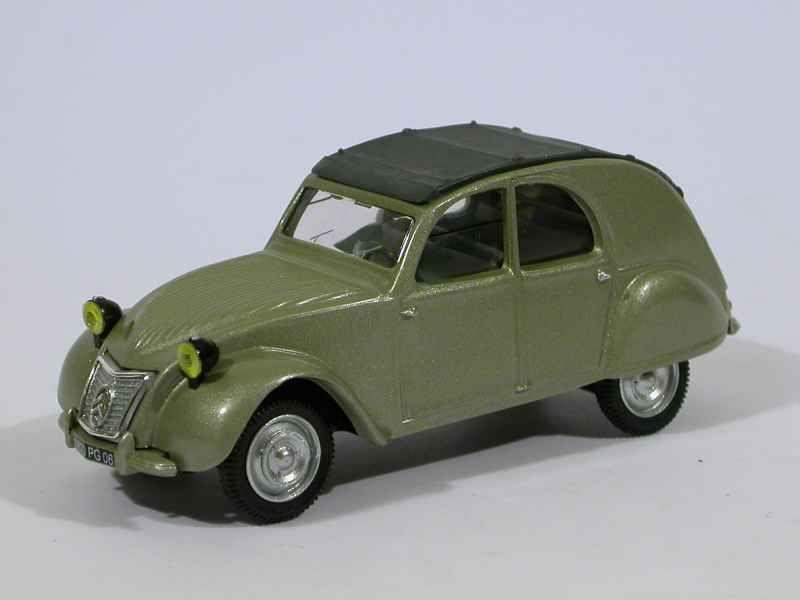 8338 Citroën 2CV 1950
