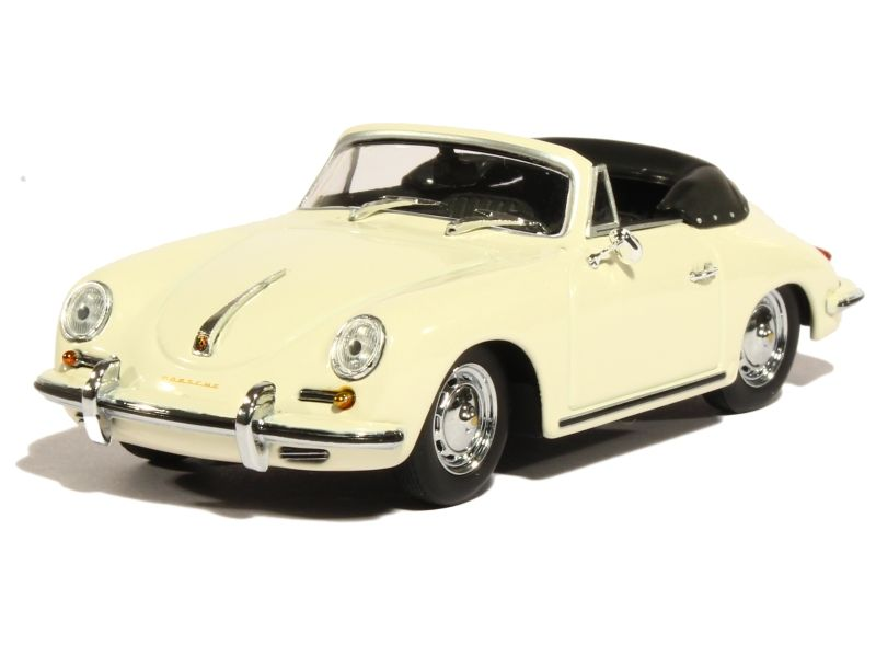 83410 Porsche 356B Cabriolet 1960