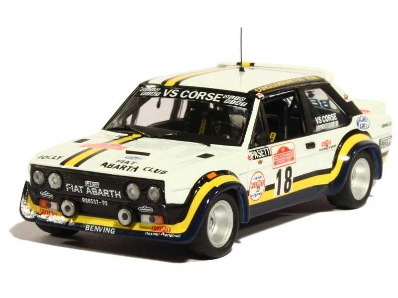 83687 Fiat 131 Abarth San Remo 1978