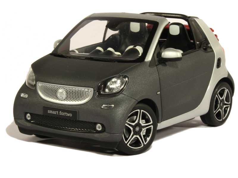 83703 Smart Fortwo Cabriolet 2016