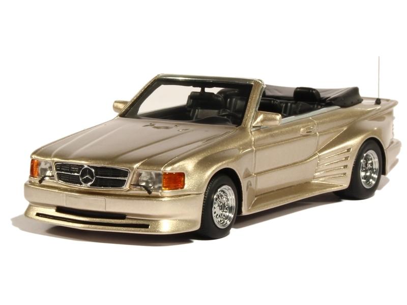 84210 Mercedes 500 SEC/ C126 Koenig Special Cabriolet 1985