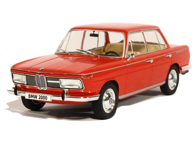 84273 BMW 2000 Ti/ M10 1966