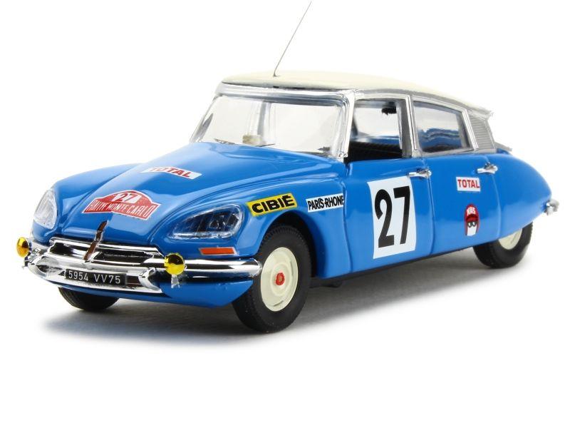 84600 Citroën DS21 Monte Carlo 1970