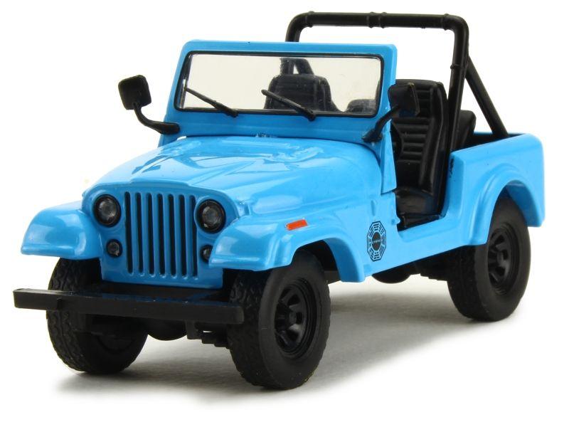 84675 Jeep CJ7 Dharma 1977