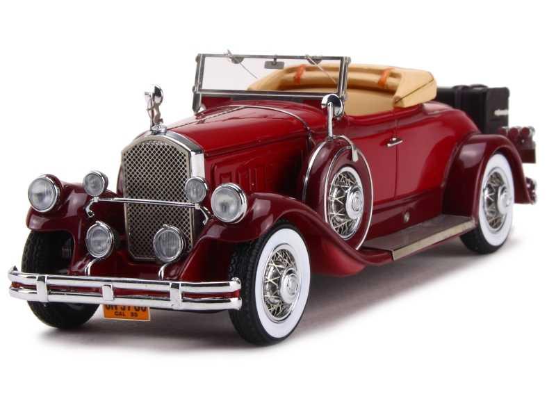 84781 Pierce Arrow Model B Roadster 1930