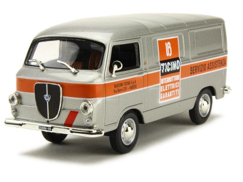 85153 Lancia Jolly Fourgon 1963