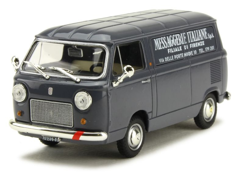 85155 Fiat 850 T Fourgonnette 1965