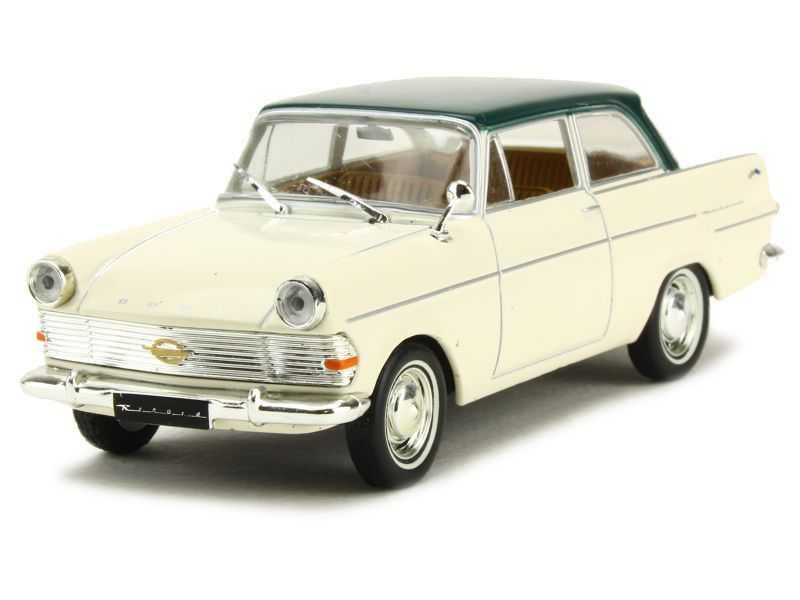 85177 Opel Rekord P2 1960
