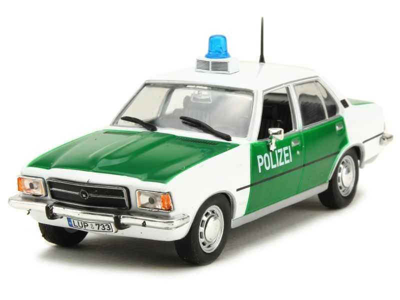 85184 Opel Rekord D Police 1972