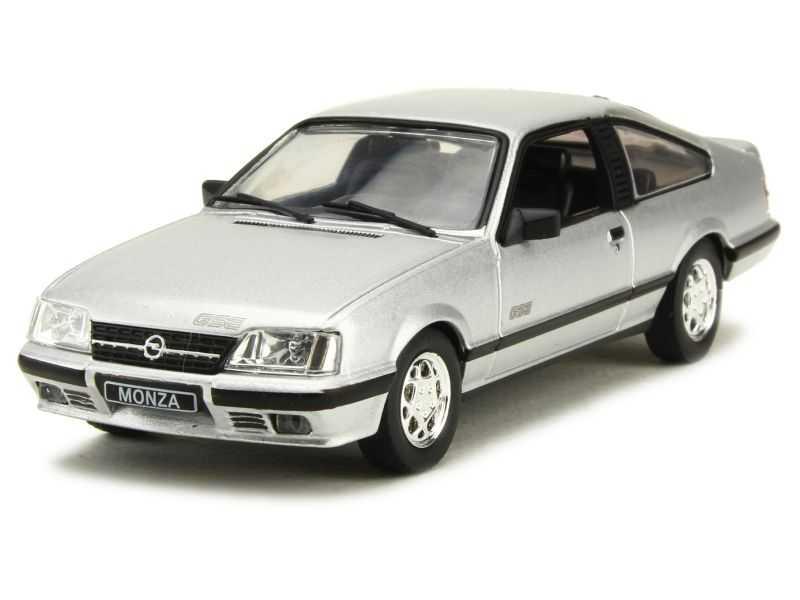 85218 Opel Monza Hans Seer