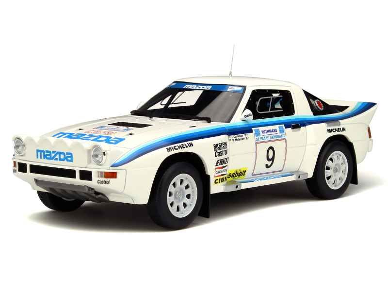 85282 Mazda RX7 Gr.B Acropolis Rally 1985