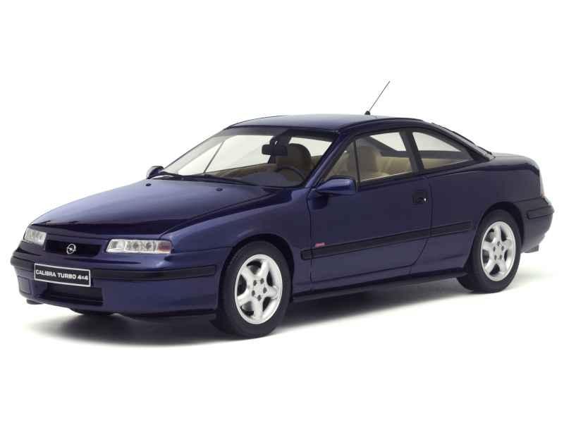 85284 Opel Calibra Turbo 4X4 1996