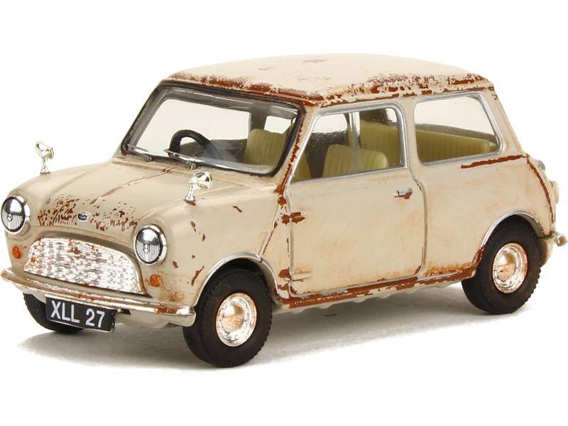 85404 Austin Mini Seven Deluxe 1969