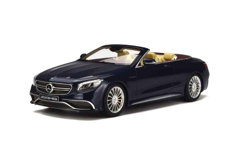 85645 Mercedes S Class Cabriolet AMG S65/ C217 2016