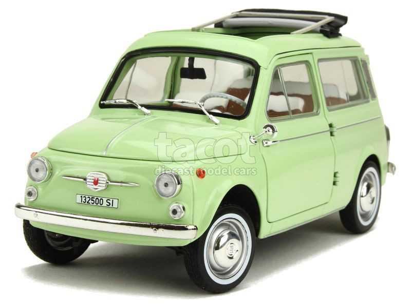 85656 Fiat 500 Jardinière 1962