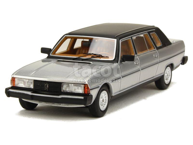 85837 Peugeot 604 Limousine Heuliez 1978