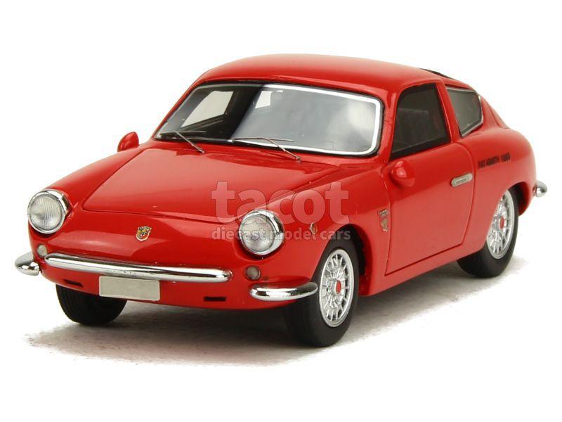 85864 Abarth 1000 GT Monomille 1963
