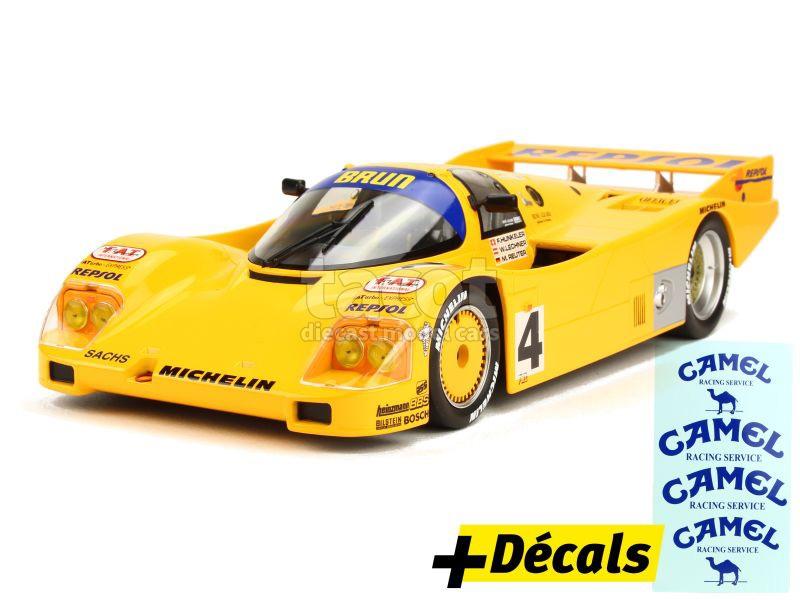 85933 Porsche 962C Le Mans 1988