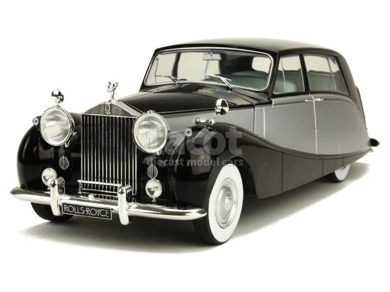 86032 Rolls-Royce Silver Wraith Empress by Hooper 1956