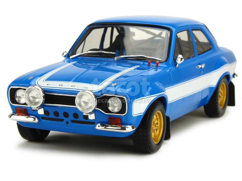 86083 Ford Escort MKI RS 2000 Fast & Furious 1974
