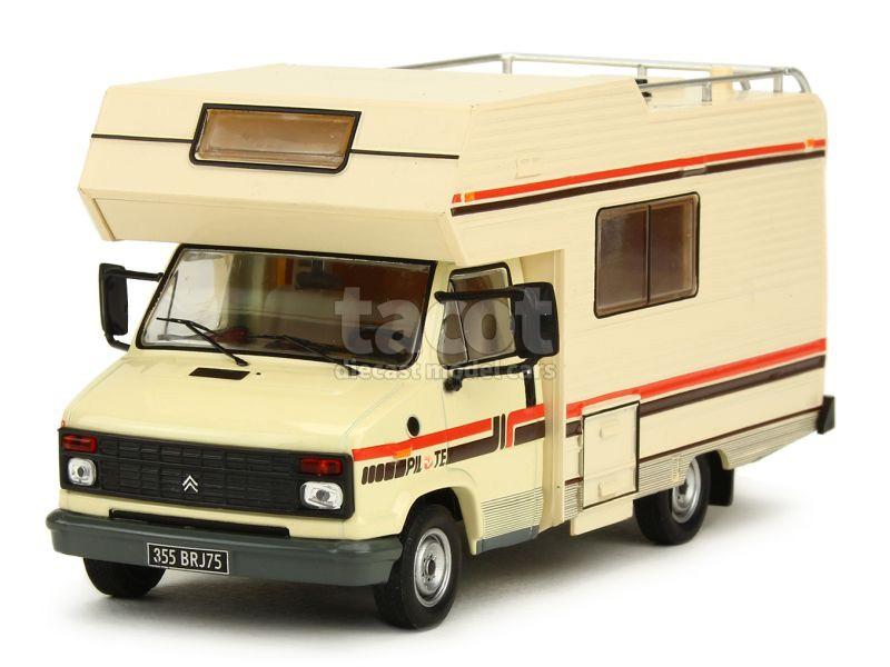 86115 Citroën C25 Camping Car 1985