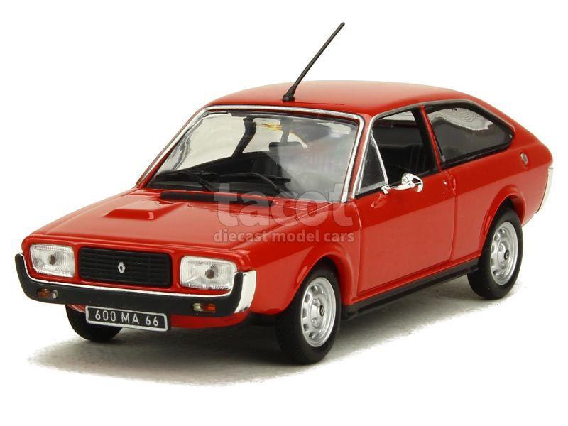 86199 Renault R15 TL 1976