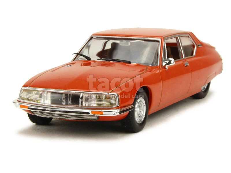 86233 Citroën SM 1974