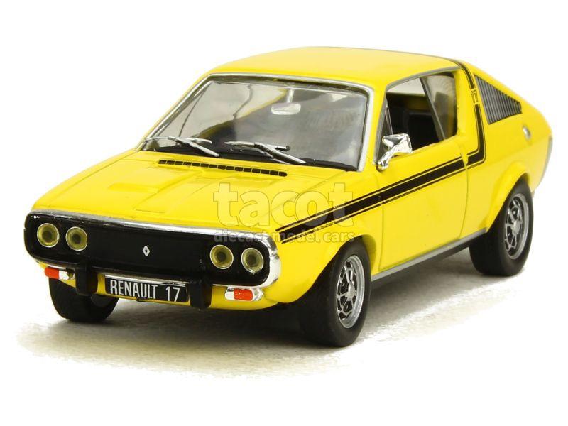 86562 Renault R17 Gordini 1972