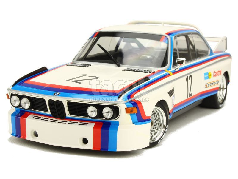 86575 BMW 3.0 CSL/ E09 Nurburgring 1973