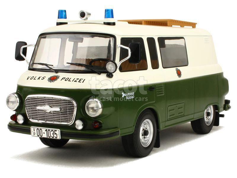 86628 Barkas B1000 Demi Bus Polizei 1965