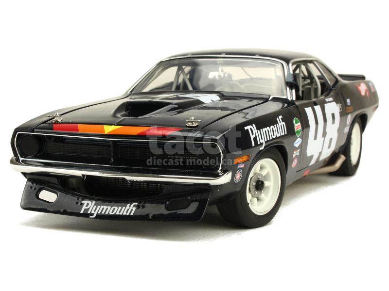 86704 Plymouth Barracuda Trans Am 1970
