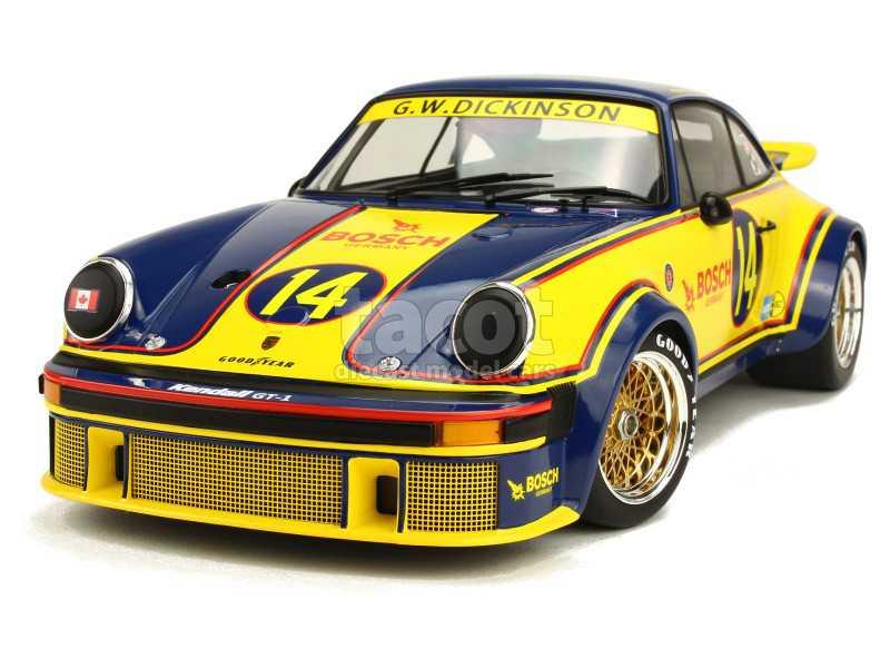 86716 Porsche 934 Mayor's Cup Trois Châteaux 1976