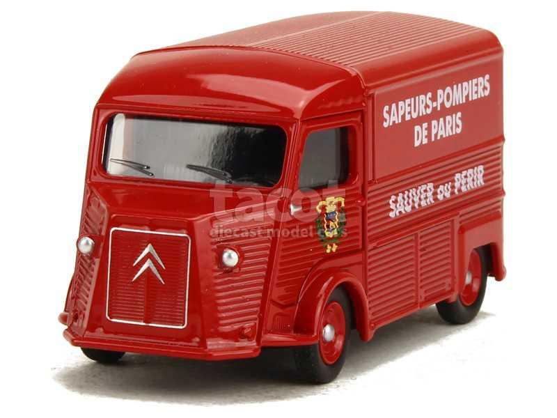 86726 Citroën HY Pompiers de Paris