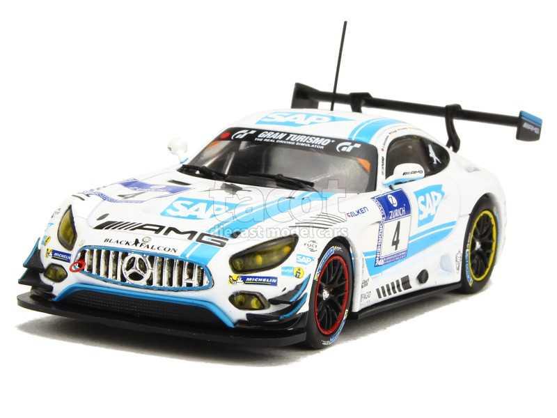 86748 Mercedes AMG GT3/ C190 Nurburgring 2016