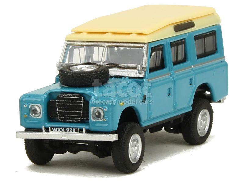 86785 Land Rover 109 Séries III Vitré long