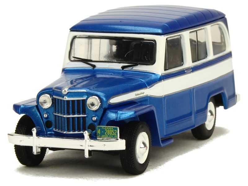 86911 Willys Jeep Station Wagon 1960