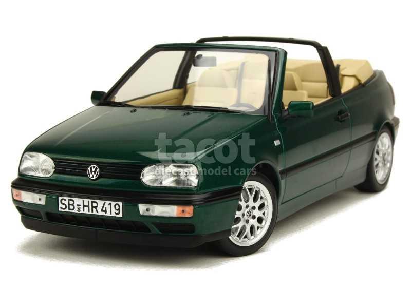 86935 Volkswagen Golf III Cabriolet 1995